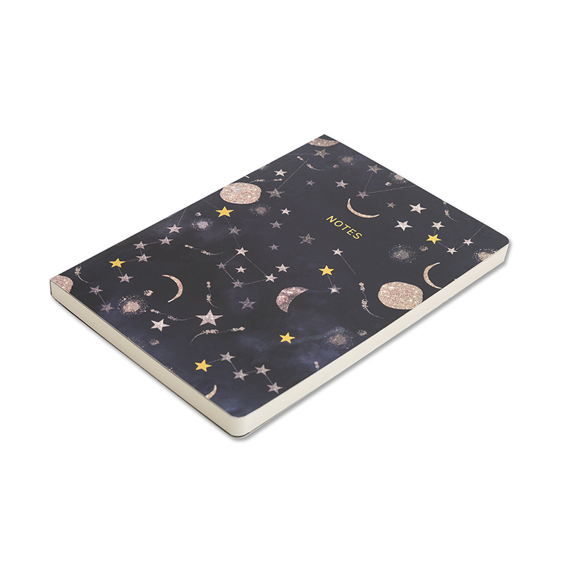 Thicker Constellations Notebook
