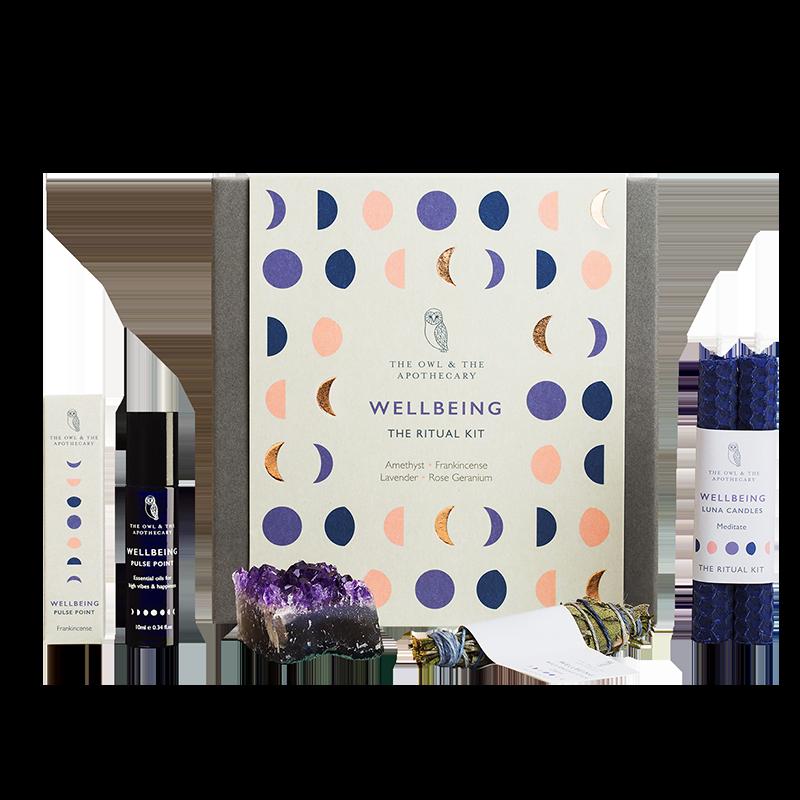 Wellbeing Ritual Kit