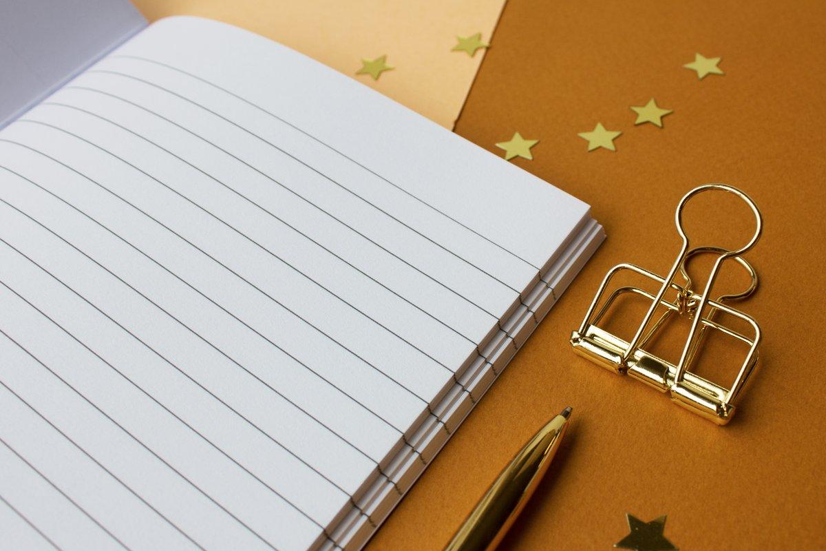 Twilight Desert Notebook