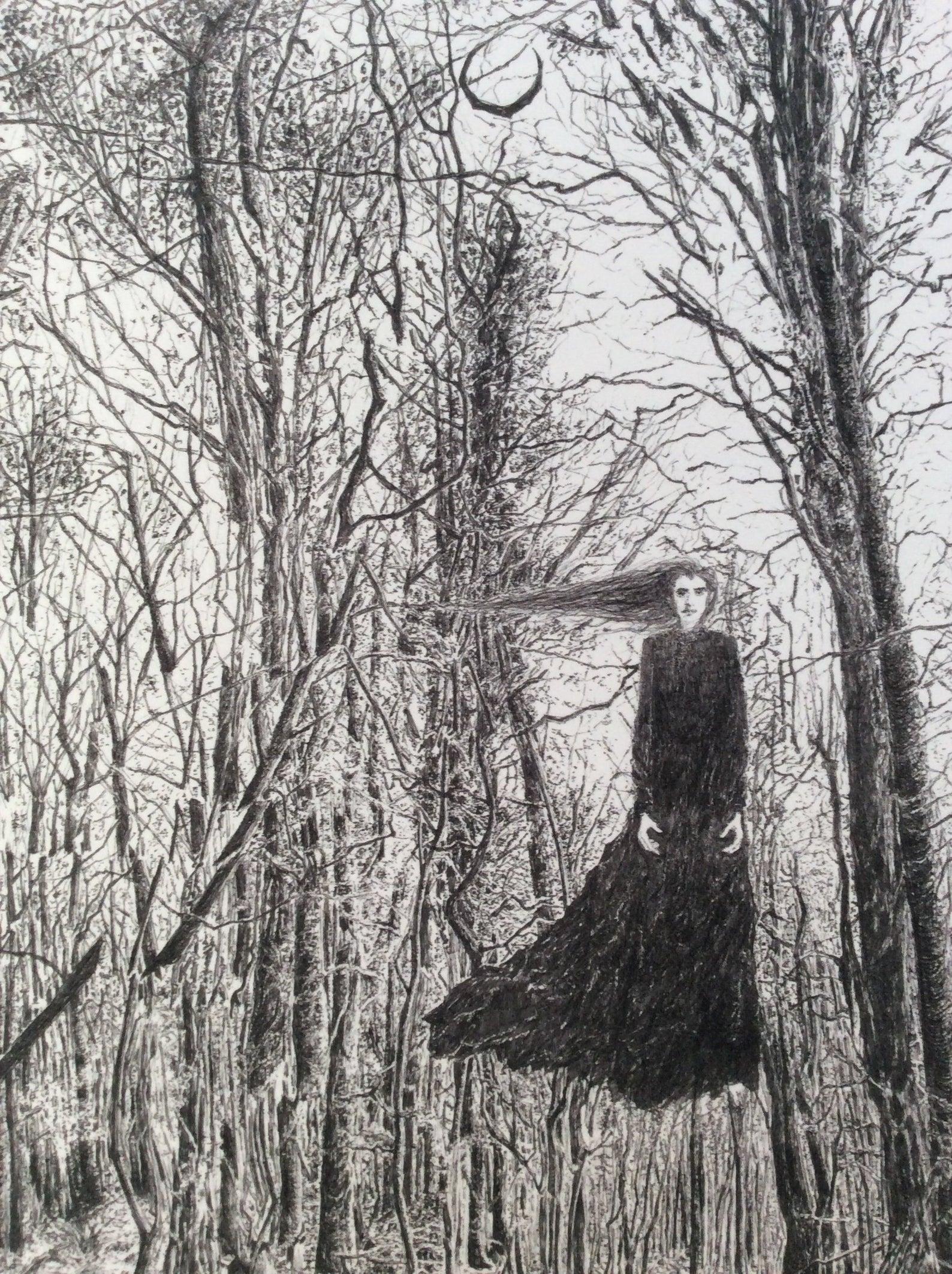 Forestbound Print