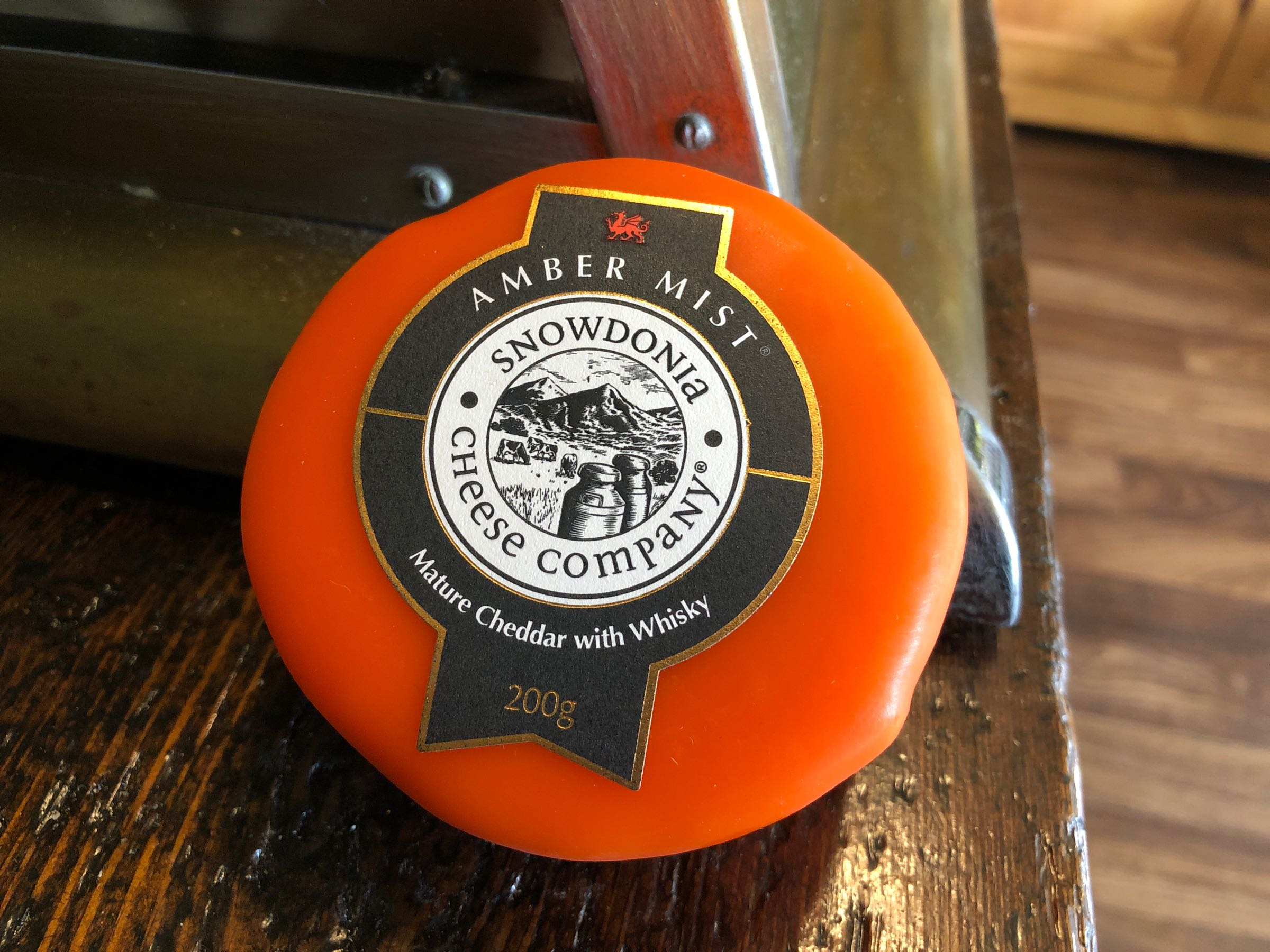 Snowdonia Cheese Co. Amber Mist 200g