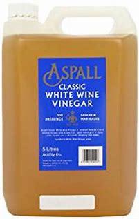 Classic White Wine Vinegar (Aspall) (700ml)
