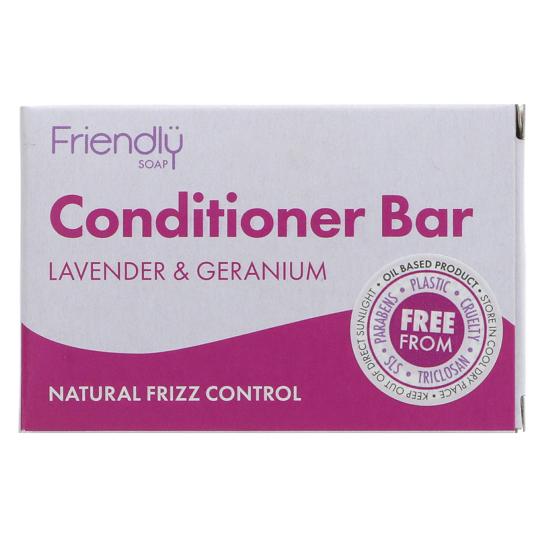 Friendly Conditioner Bars (95g)