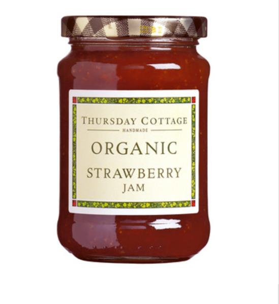 Strawberry Jam - Organic (340g)