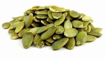 Organic Pumpkin Seeds (100g)