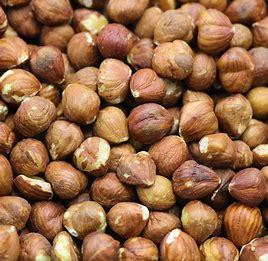 Hazelnuts Whole/Ground Organic (100g)