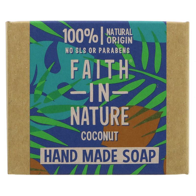 Faith In Nature Soap Bars (100g)