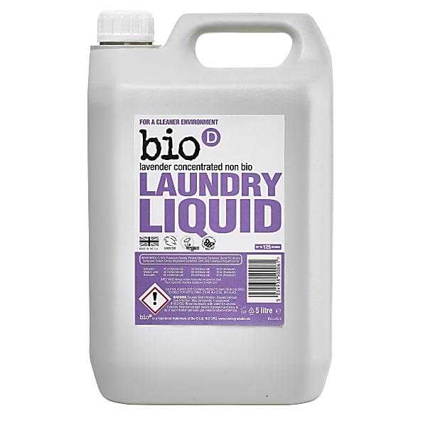 Bio D Lavender Laundry Liquid (100ml)