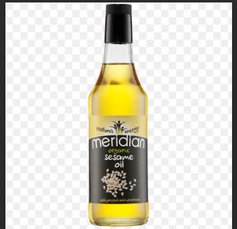 Sesame Oil (Organic) Meridian/ClearSpring