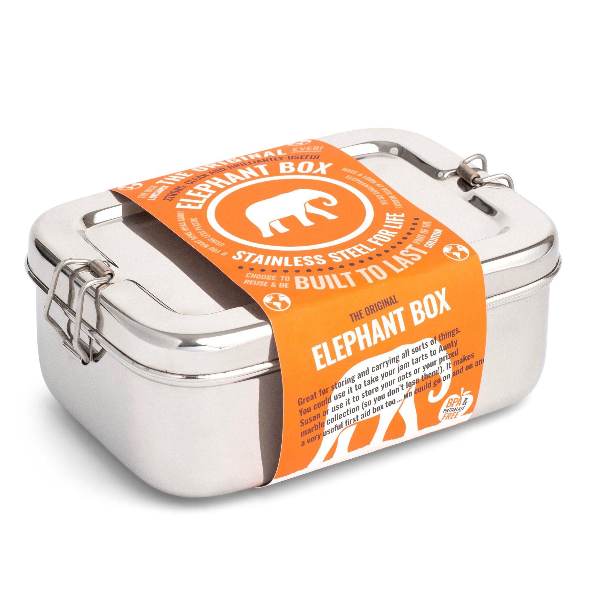 Elephant Box Lunchbox