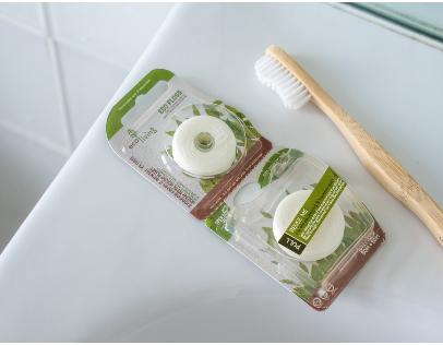 Eco Floss - Plant-Based Vegan Dental Floss (2pack)