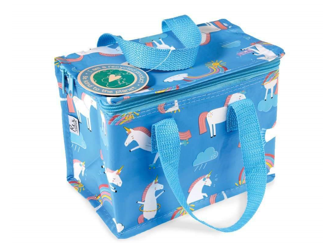 Recycled Plastic Insulated Lunch Bag
