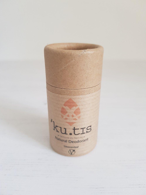 Ku-tis Natural Deodorant
