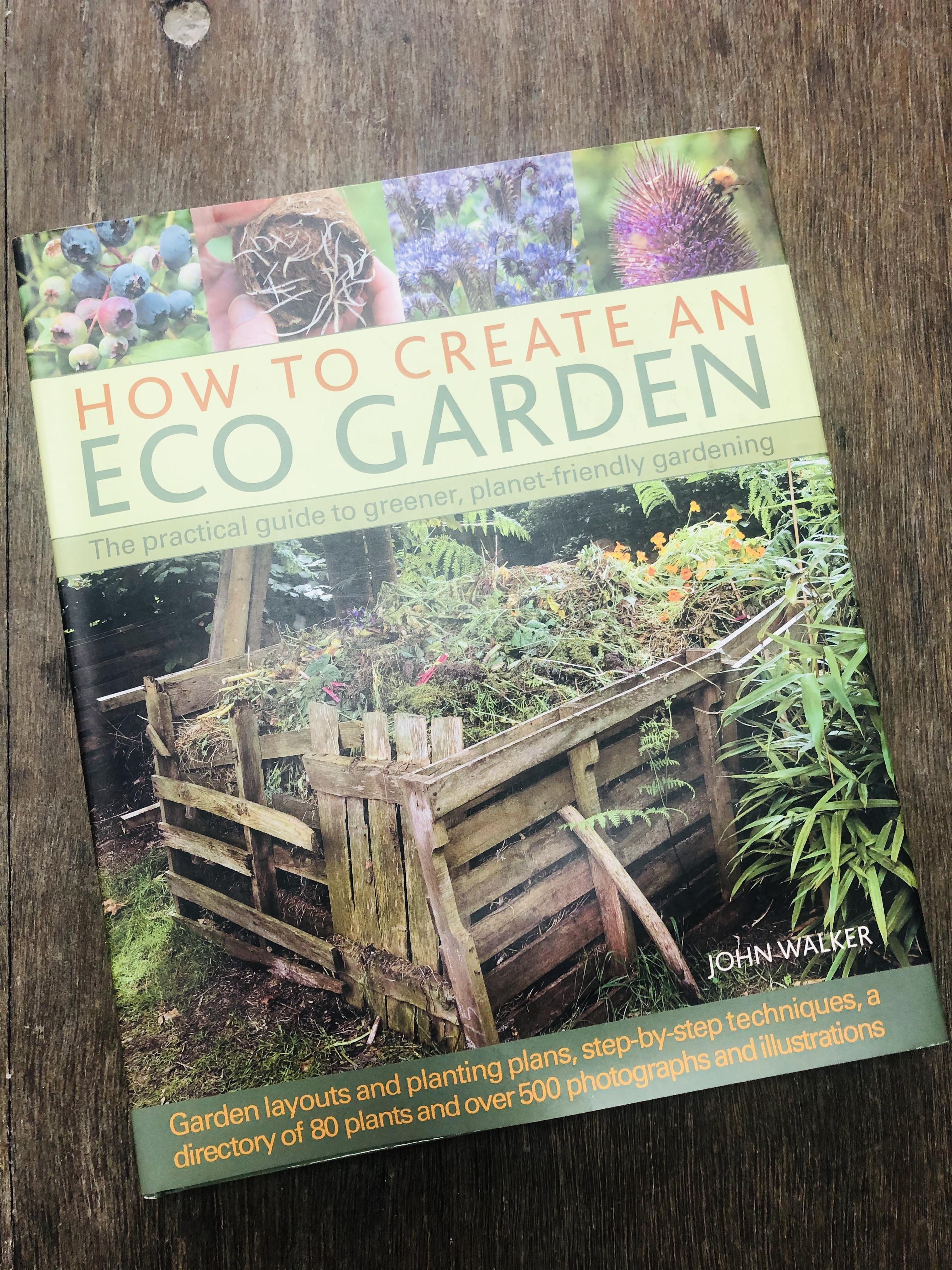 Book - How to Create an Eco Garden
