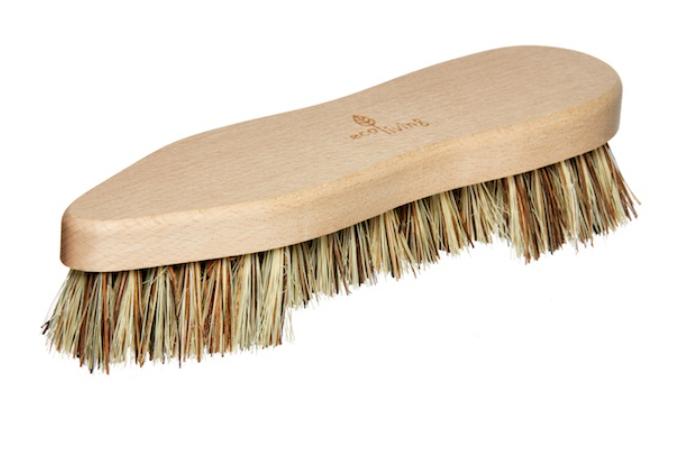 Super Scrubbing Brush with Natural Bristles