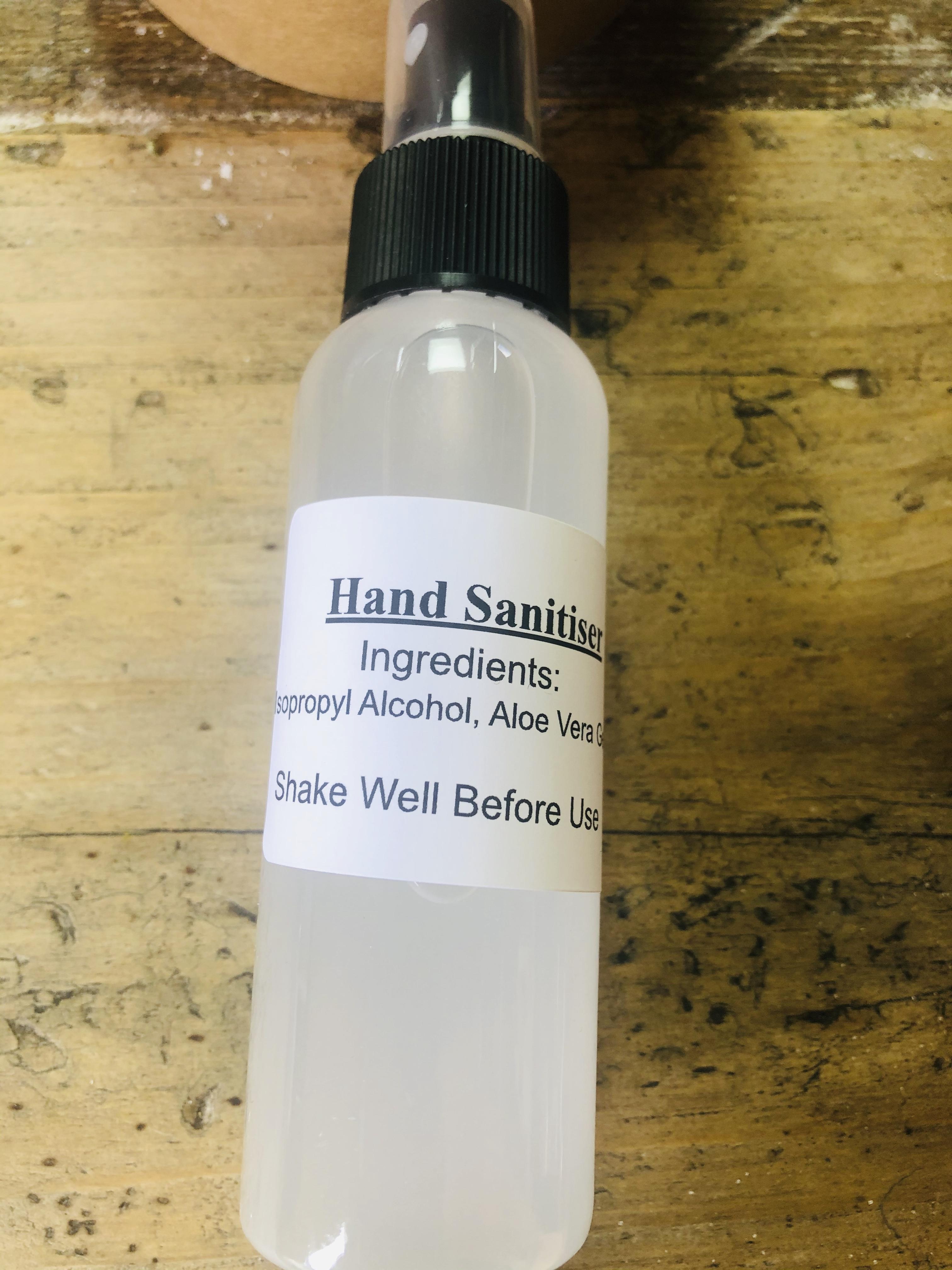 Hand Sanitiser Spray (100ml)