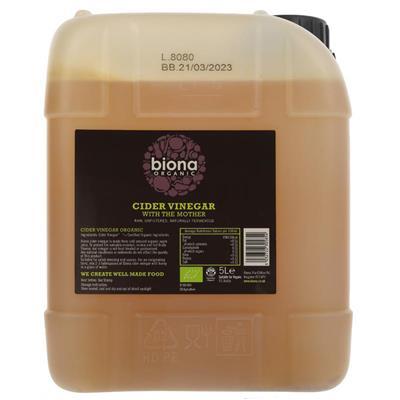 Cider Vinegar (Biona) (700ml)