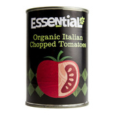 Organic Chopped Tomatoes (tin) (400g)