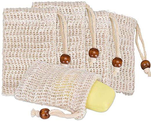 Net Soap Bag