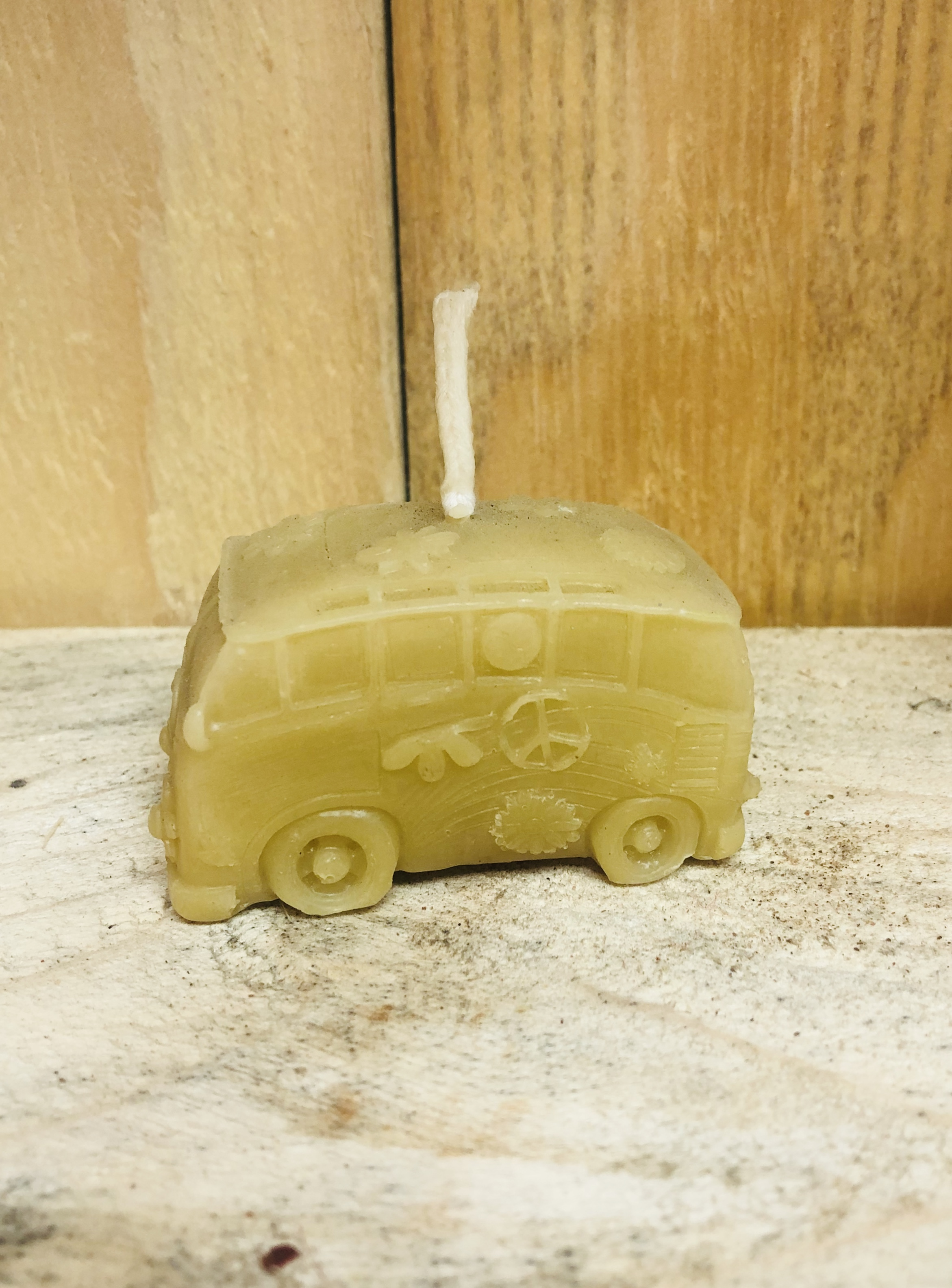 Beeswax Candle (various)