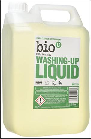 Washing-Up Liquid (BioD) (100ml)