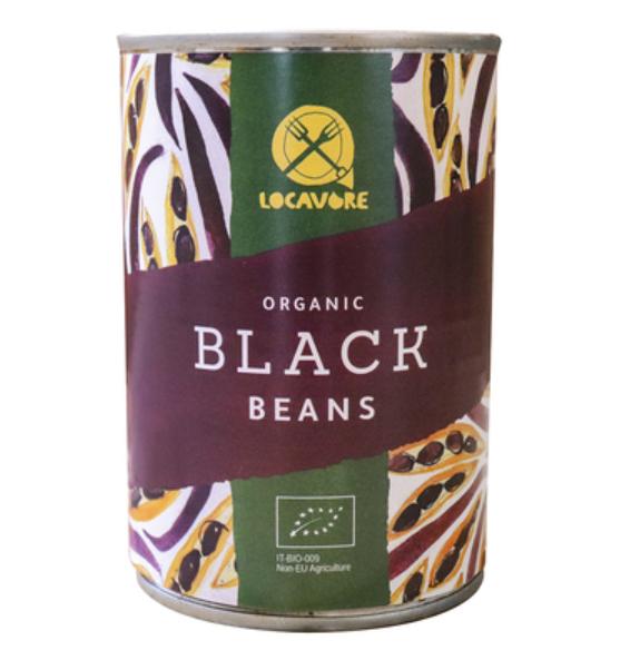 Black Beans Organic (400g can)