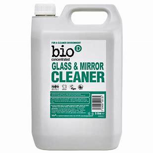 Glass & Mirror Cleaner (BioD) (100ml)