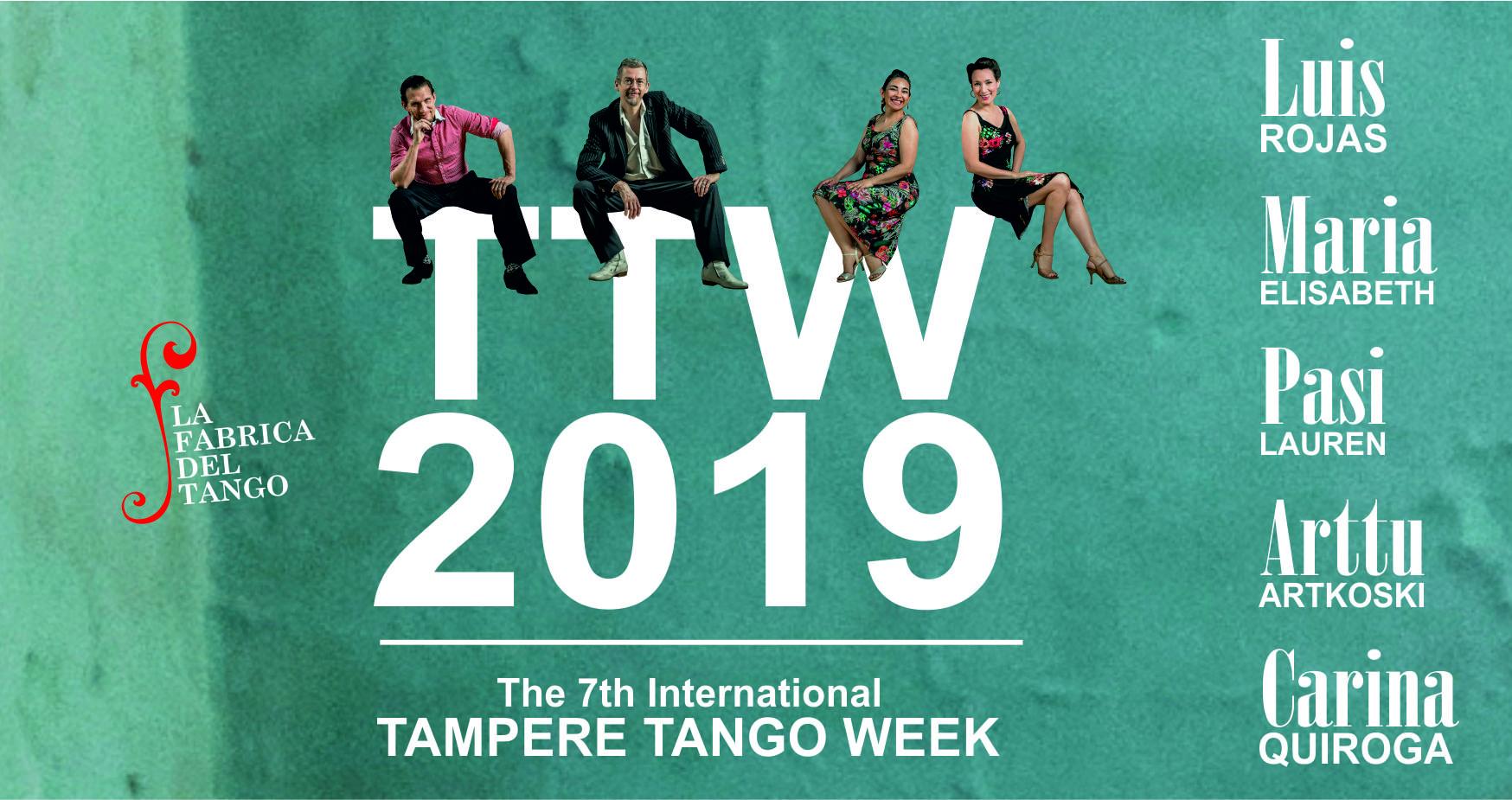 La T2 tango workshop