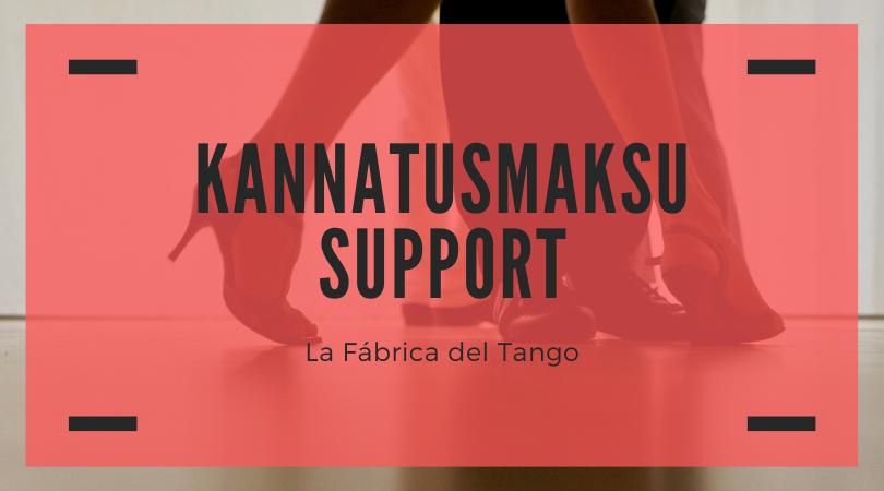 Kannatusmaksu / Support