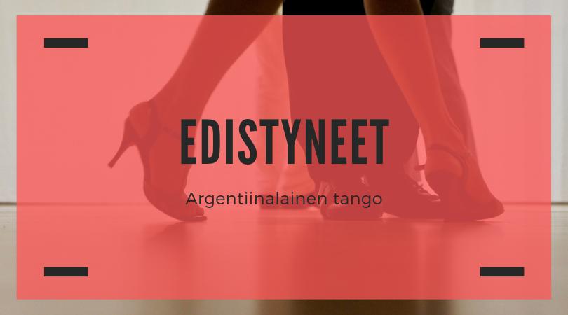 A4 Edistyneet, argentiinalainen tango