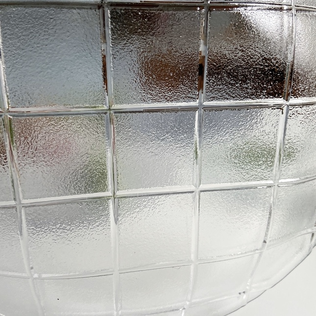 Mattallrikar, glas