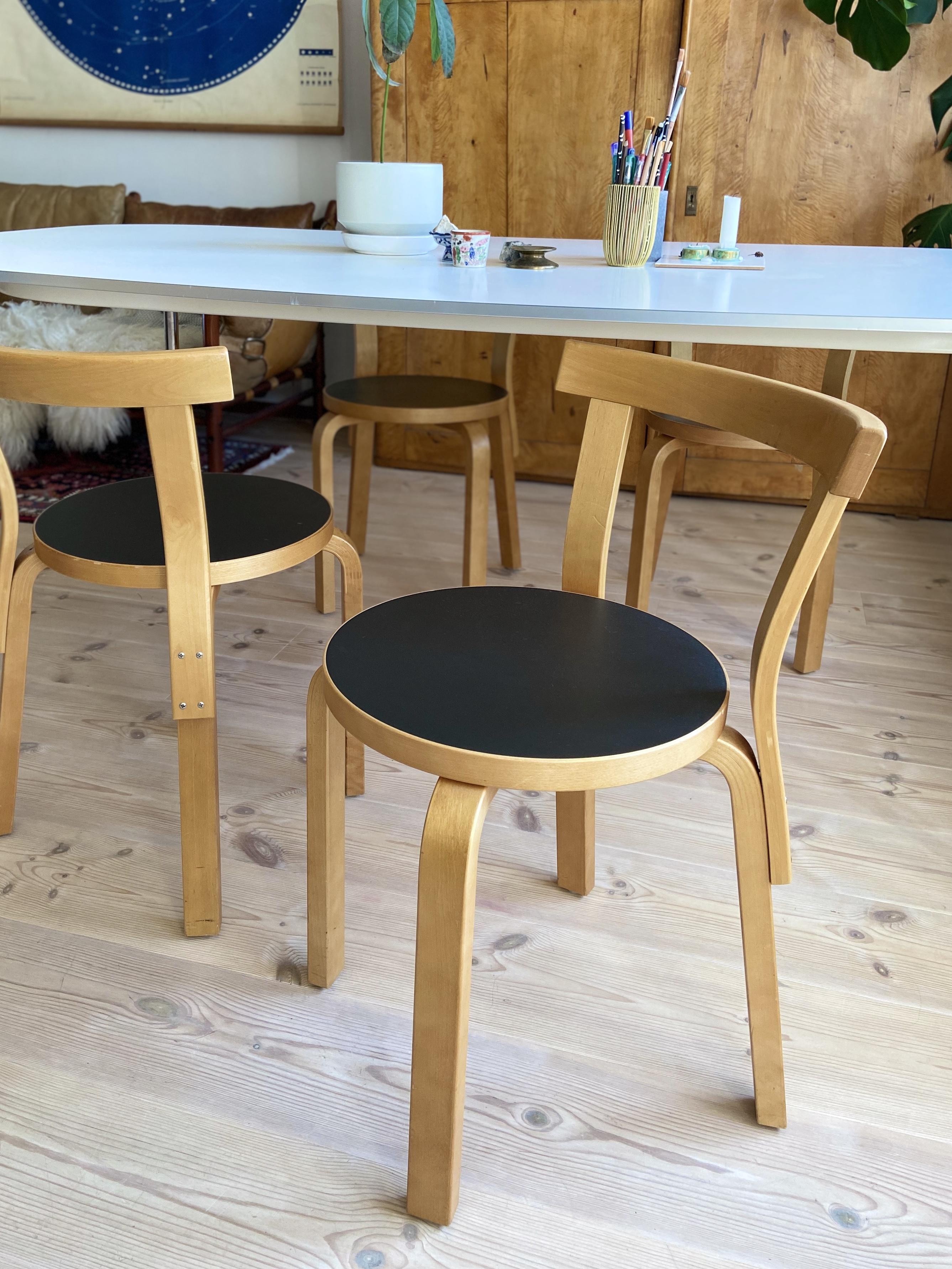 Alvar Aalto, stol 68