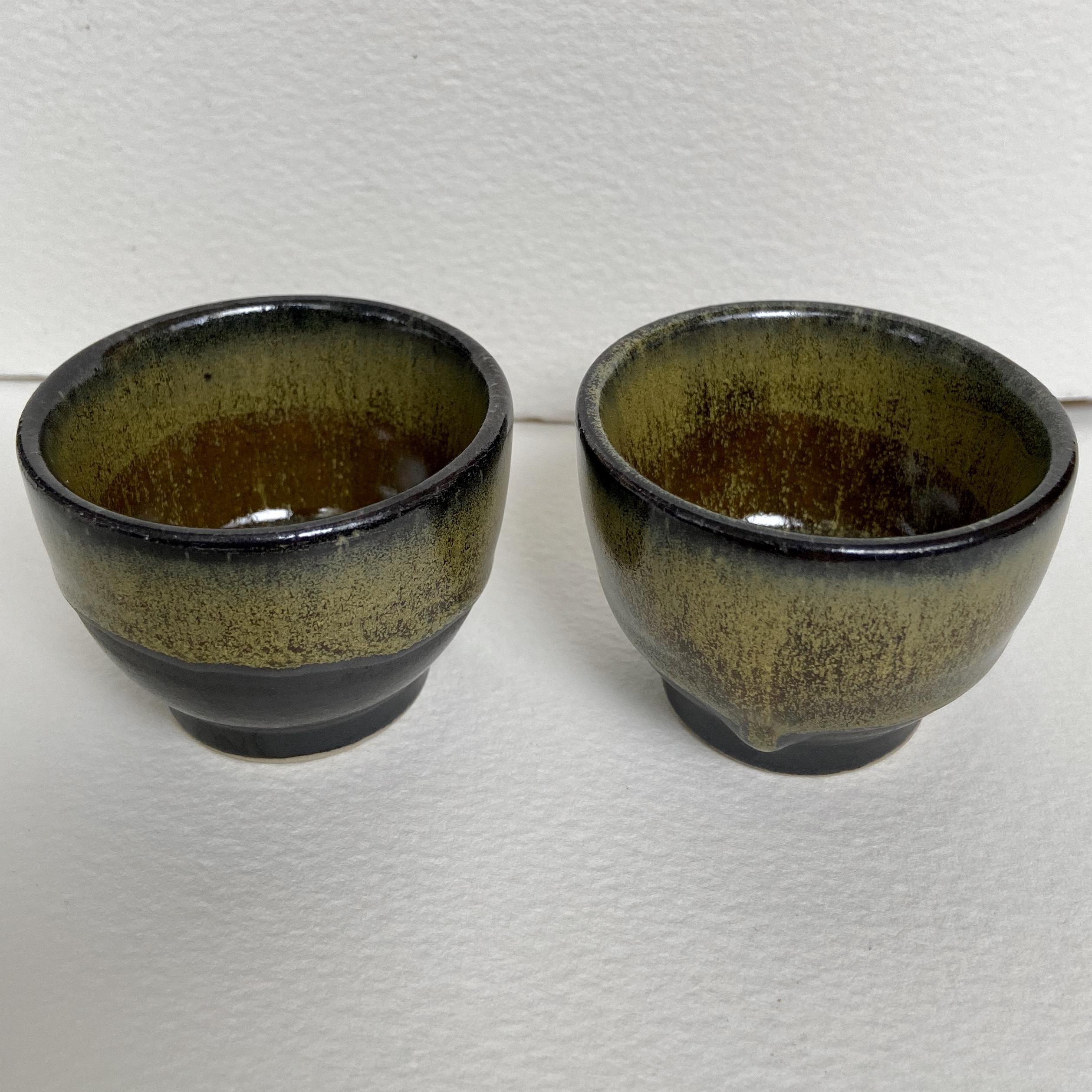 Par små skålar