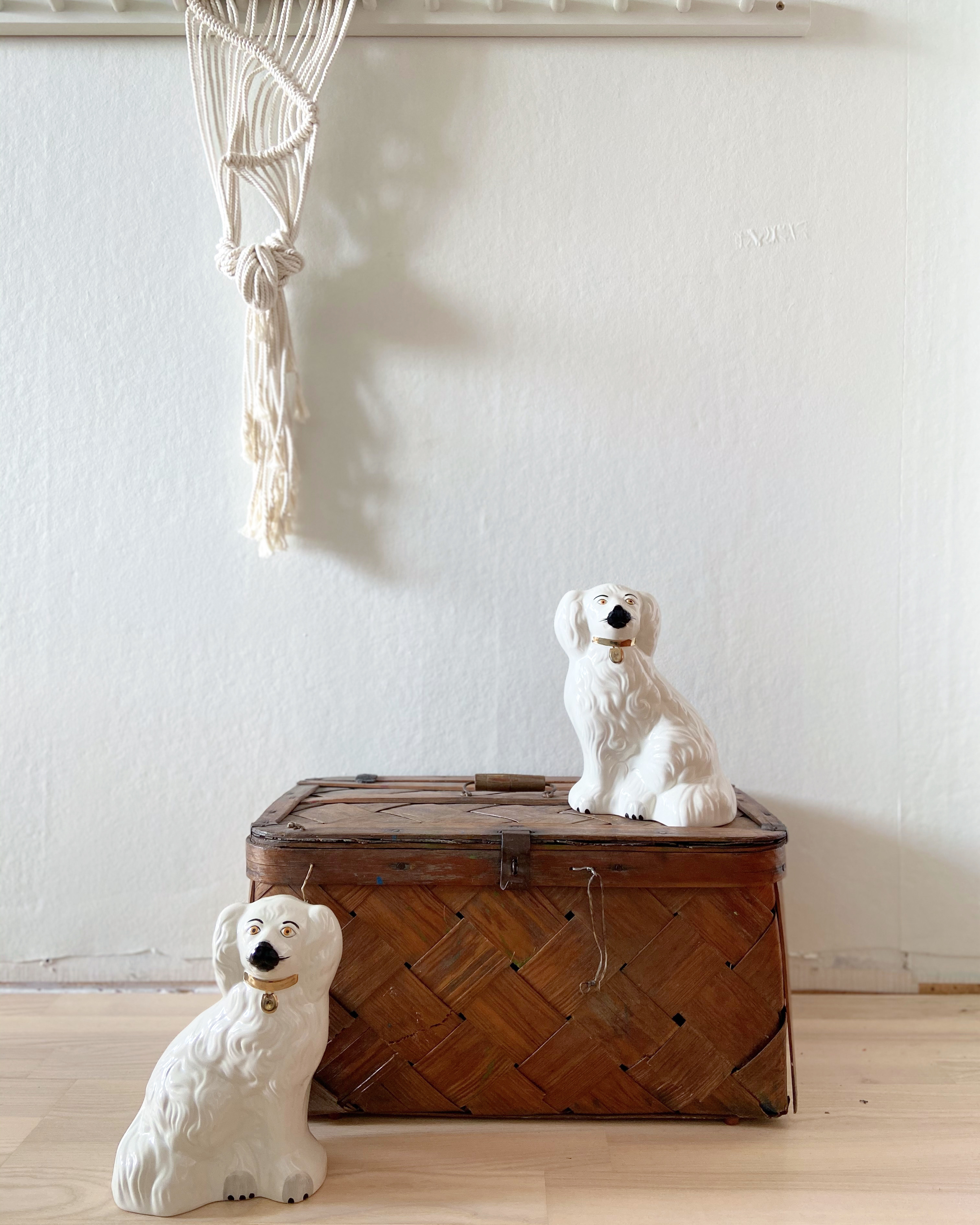 Porslinshundar, Beswick