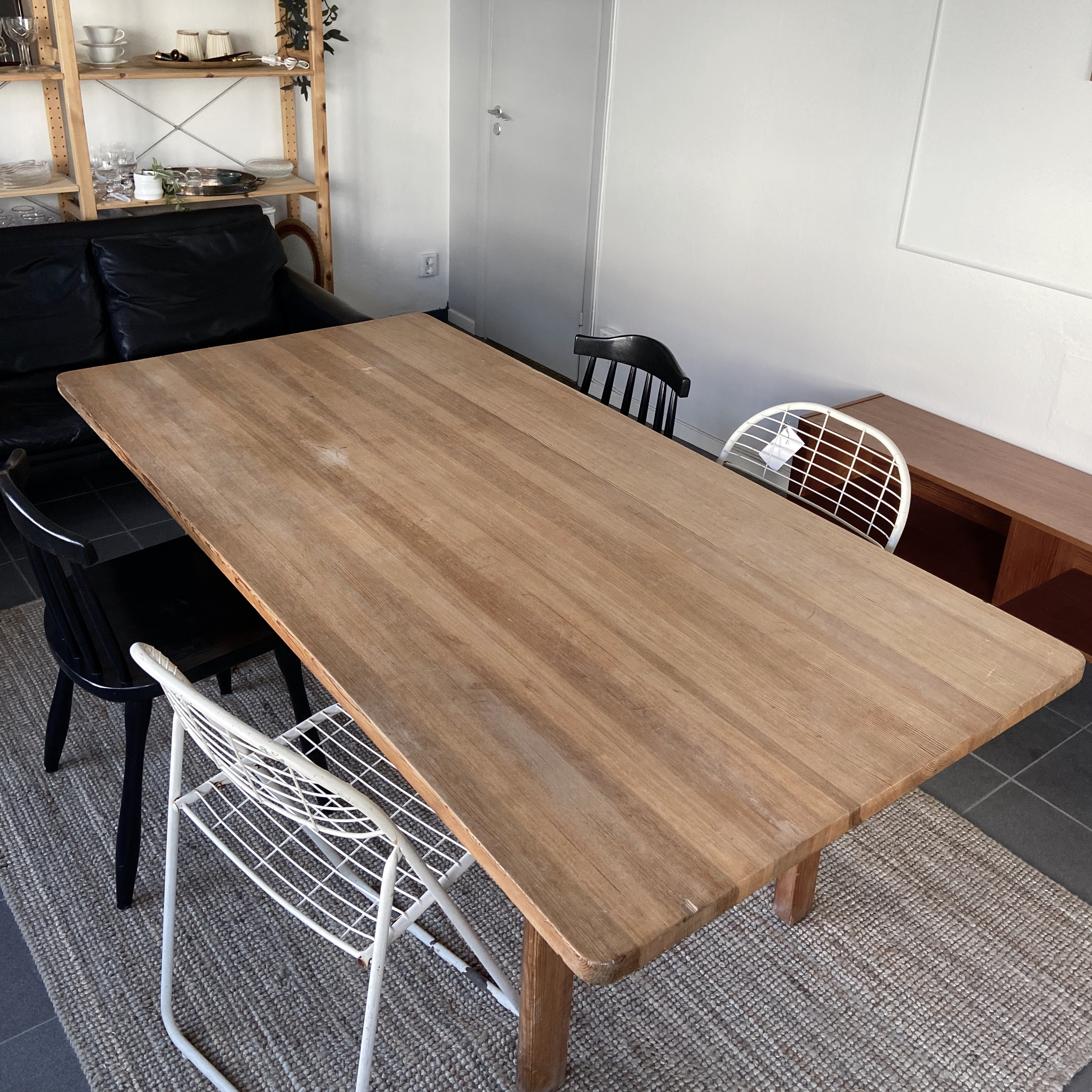 Matbord, Asserbo, Börge Mogensen