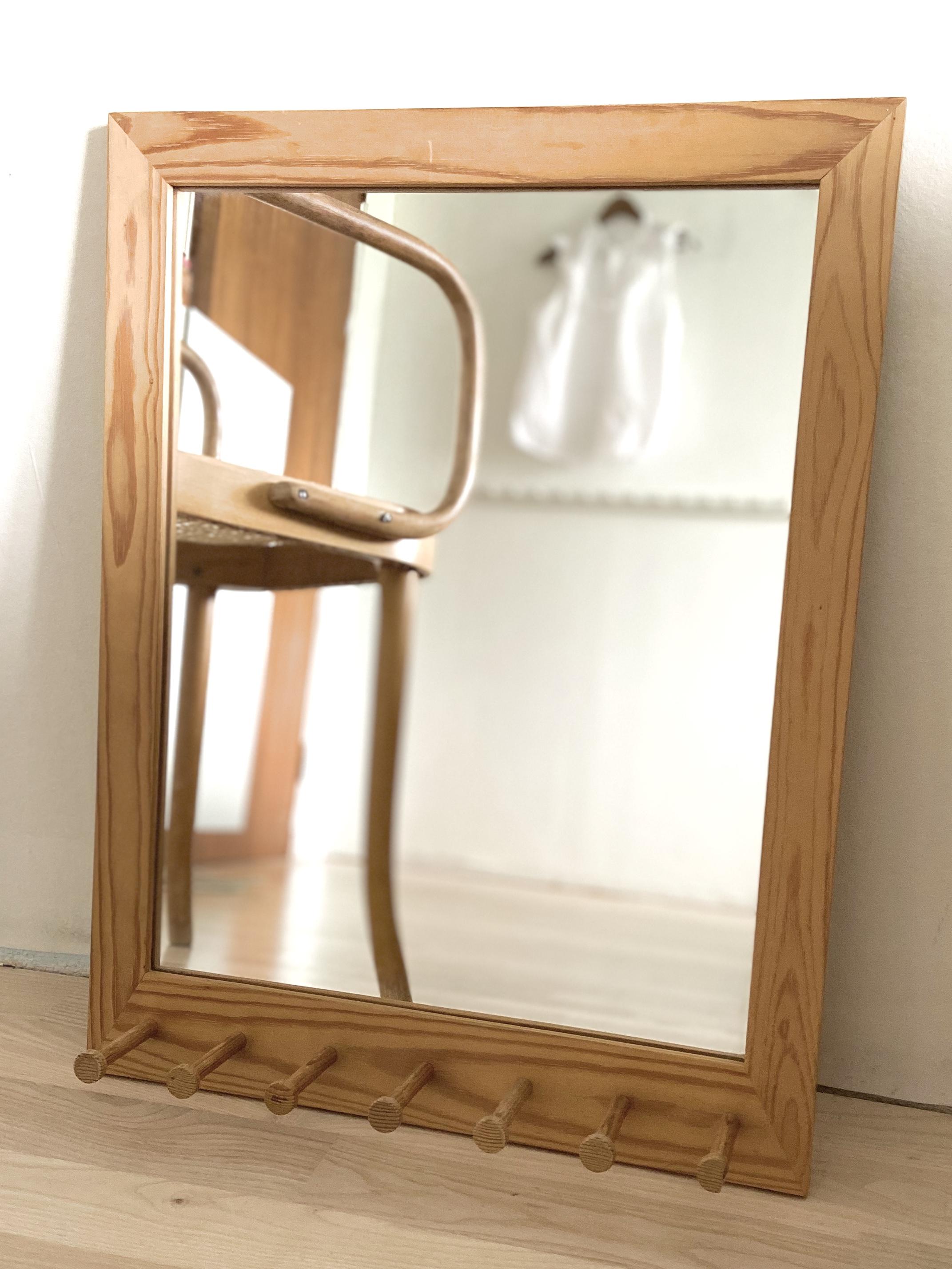 Spegel, Mette