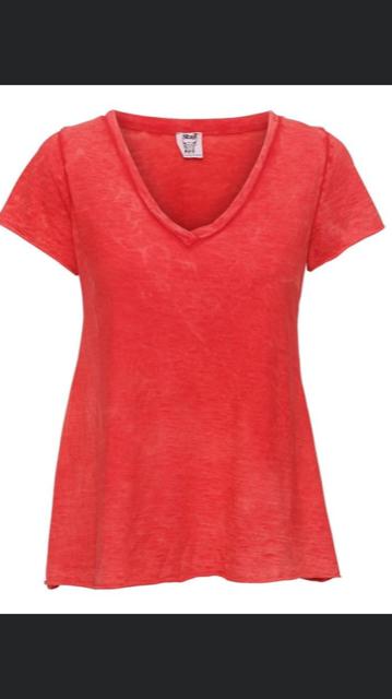T-shirt Röd (Stajl)