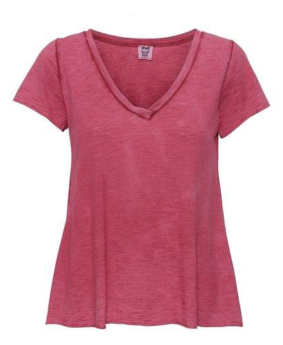 T-shirt Vinröd (Stajl)