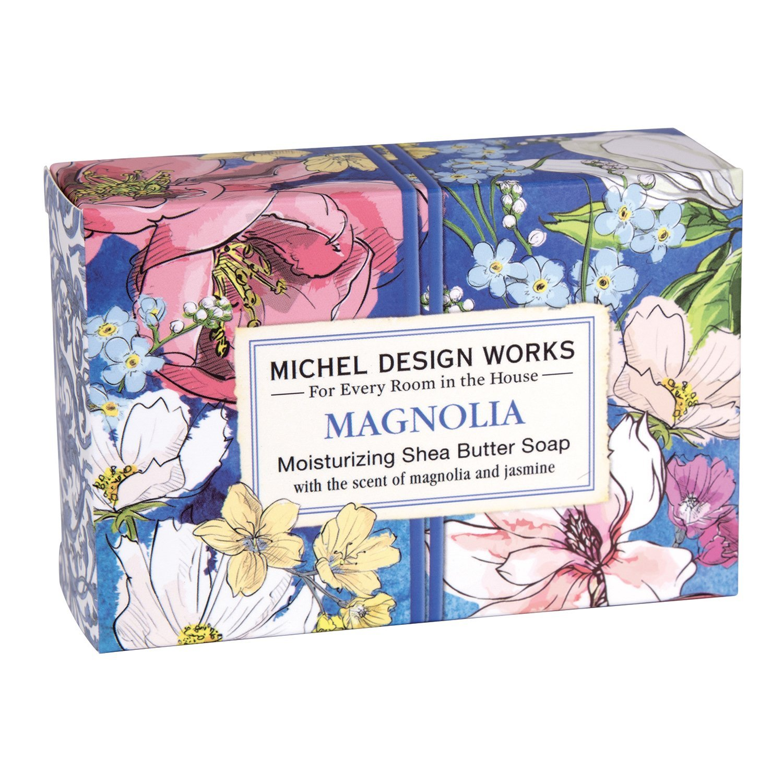 Tvål   Magnolia - Michel Design Works