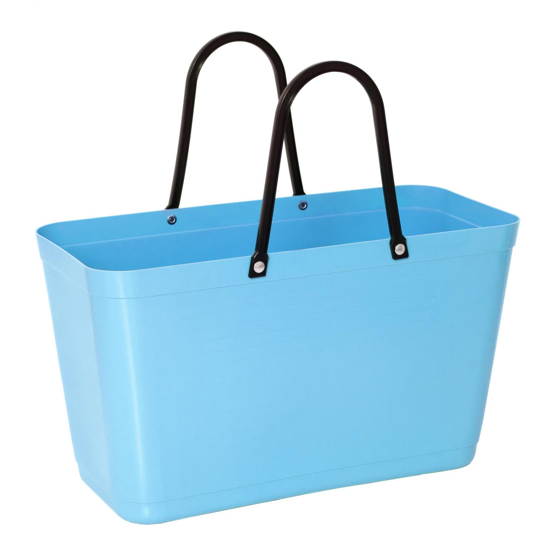 Väska Hinza Stor Ljusblå eco