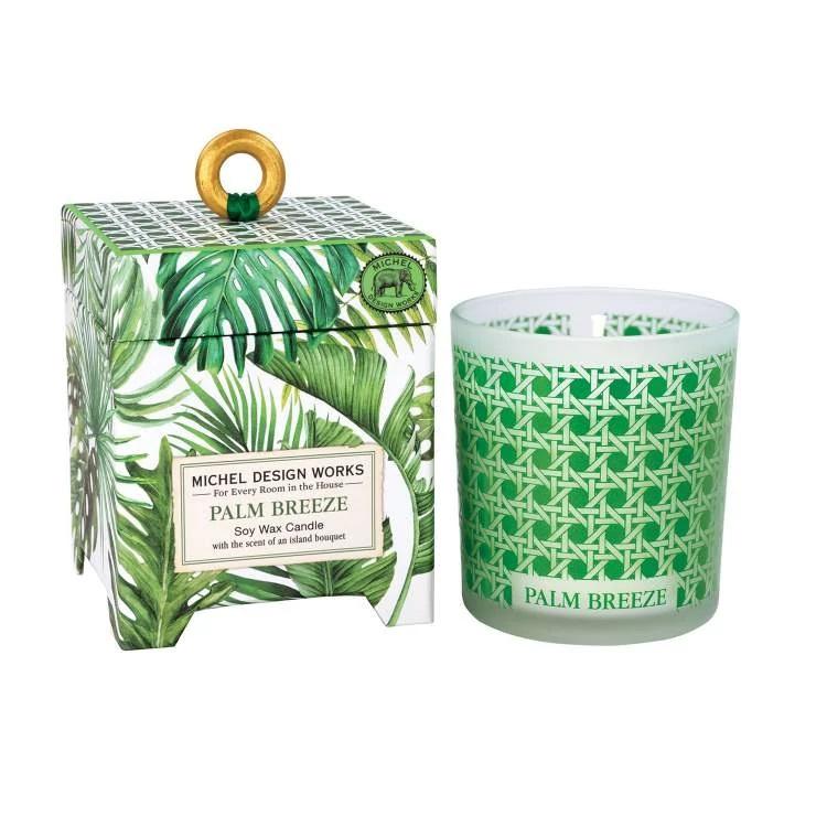 Doftljus Palm Breeze - Michel Design Works