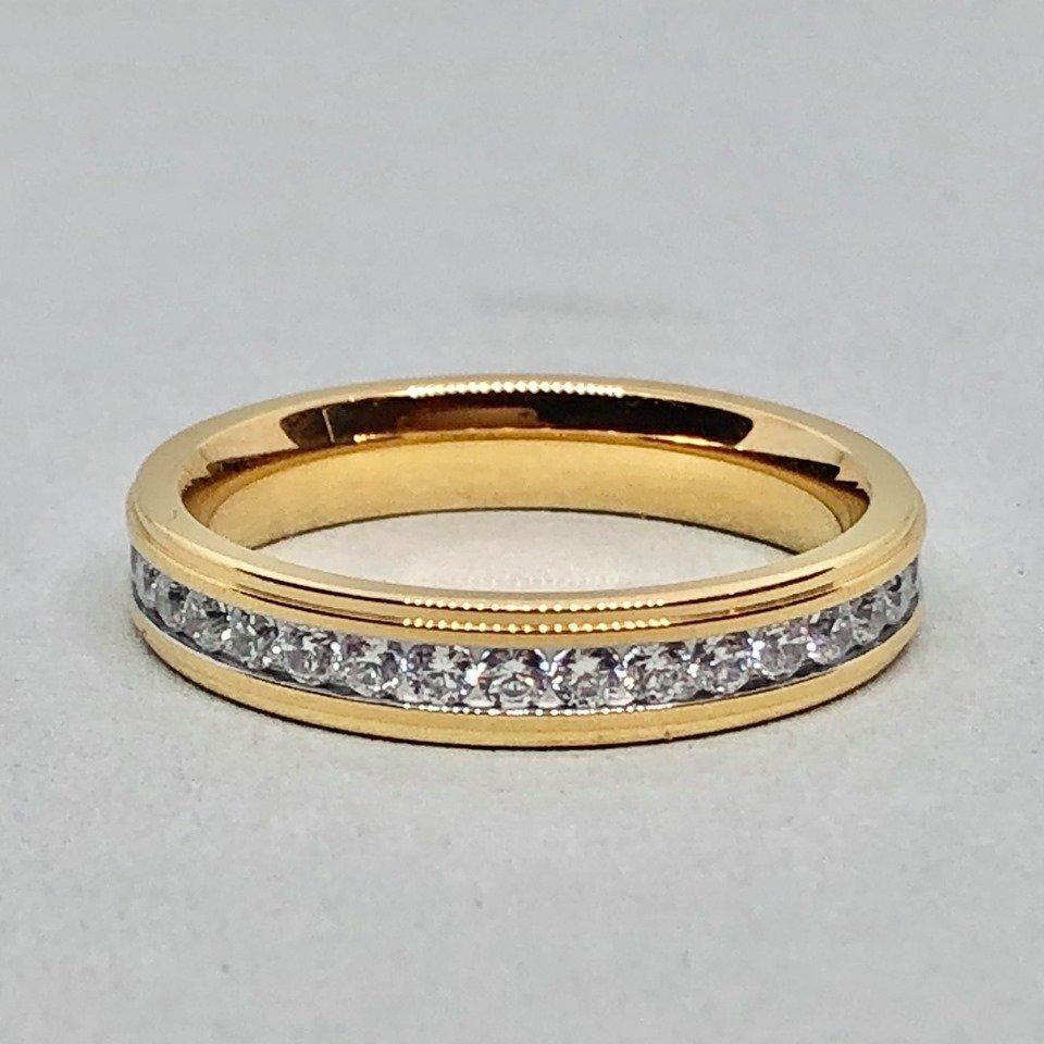 Ring - Simple Beauty  Gold (Tilva)