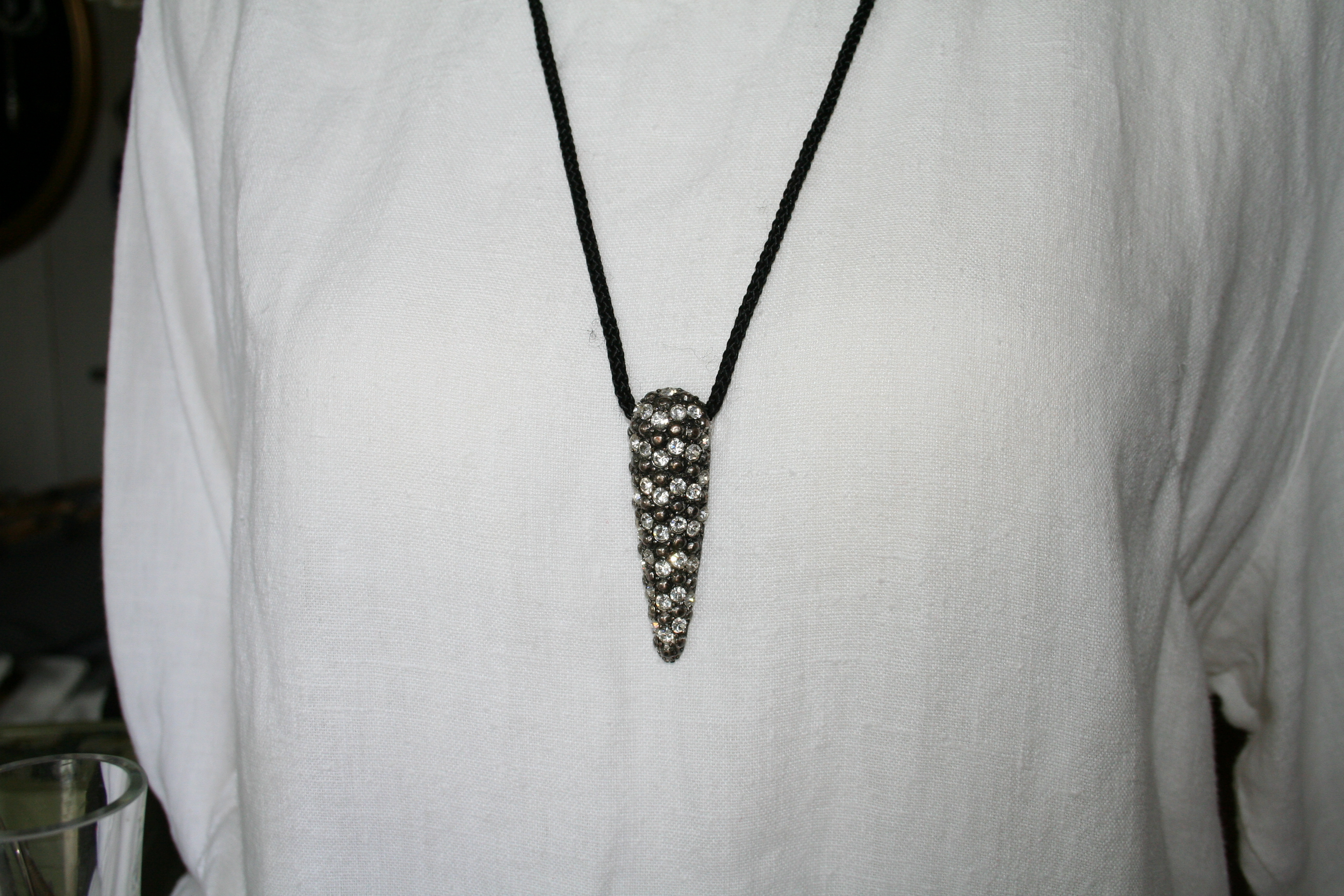 Halsband (second hand, vintage, retro)