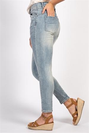 Pearl Jeans Light Blue Denim