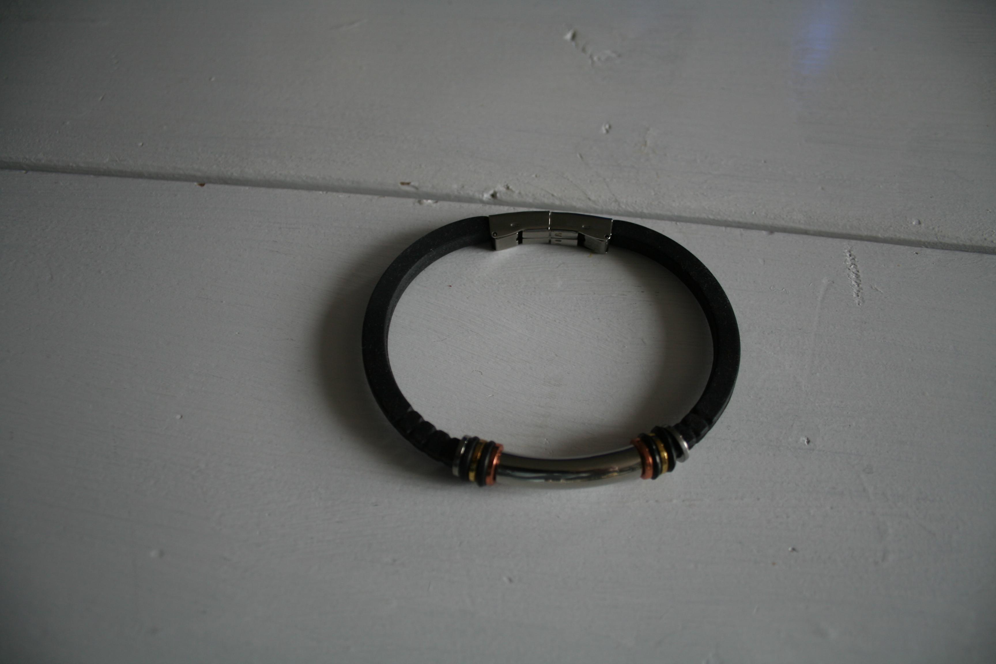 Armband herr goldring