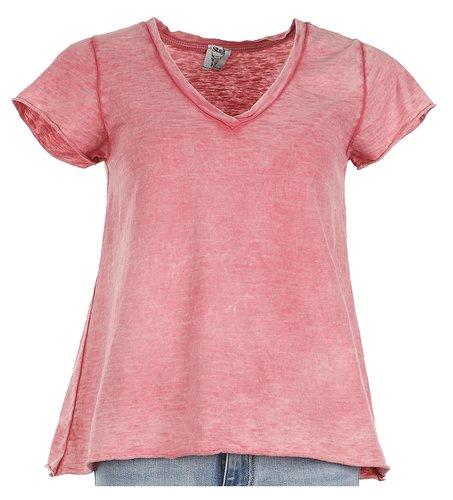 T-shirt Mörkrosa (Stajl)