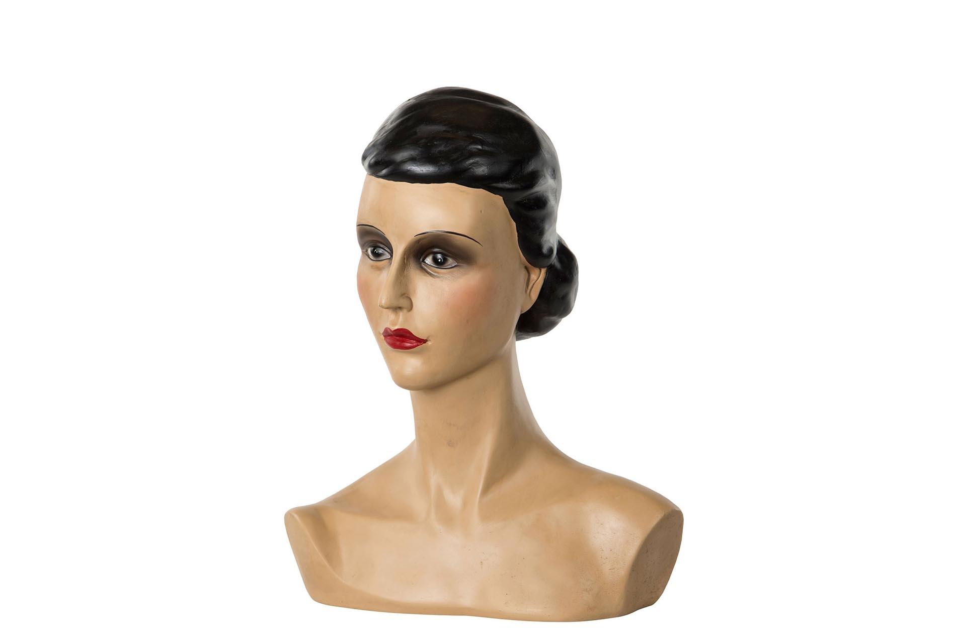 Byst Edith Poly 30x19x36,5cm