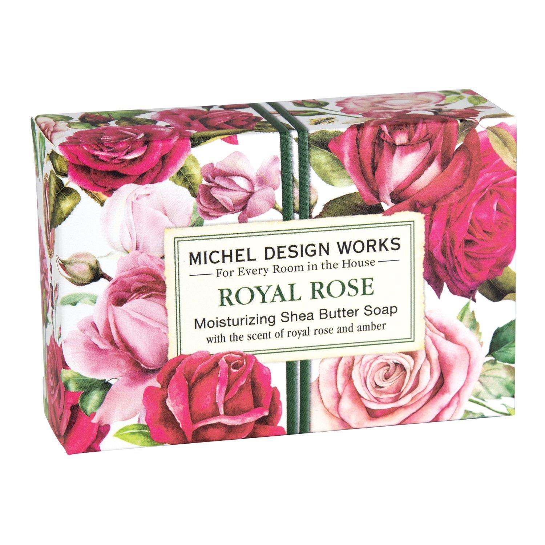 Tvål   Royal Rose - Michel Design Works