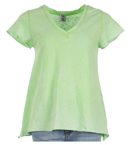T-shirt Ljus-grön ljus lime (Stajl)