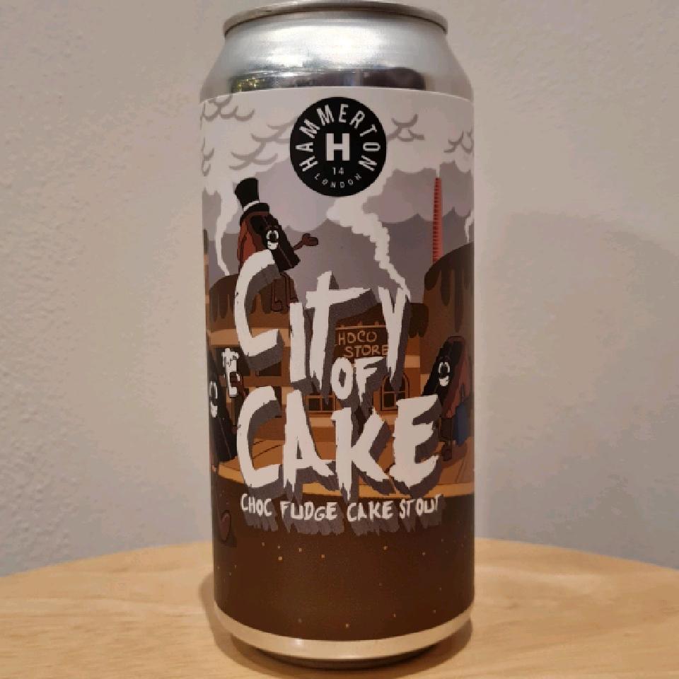 Hammerton City of Cake